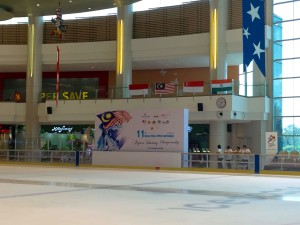 11th Malaysian Open National Figure Skating Championship