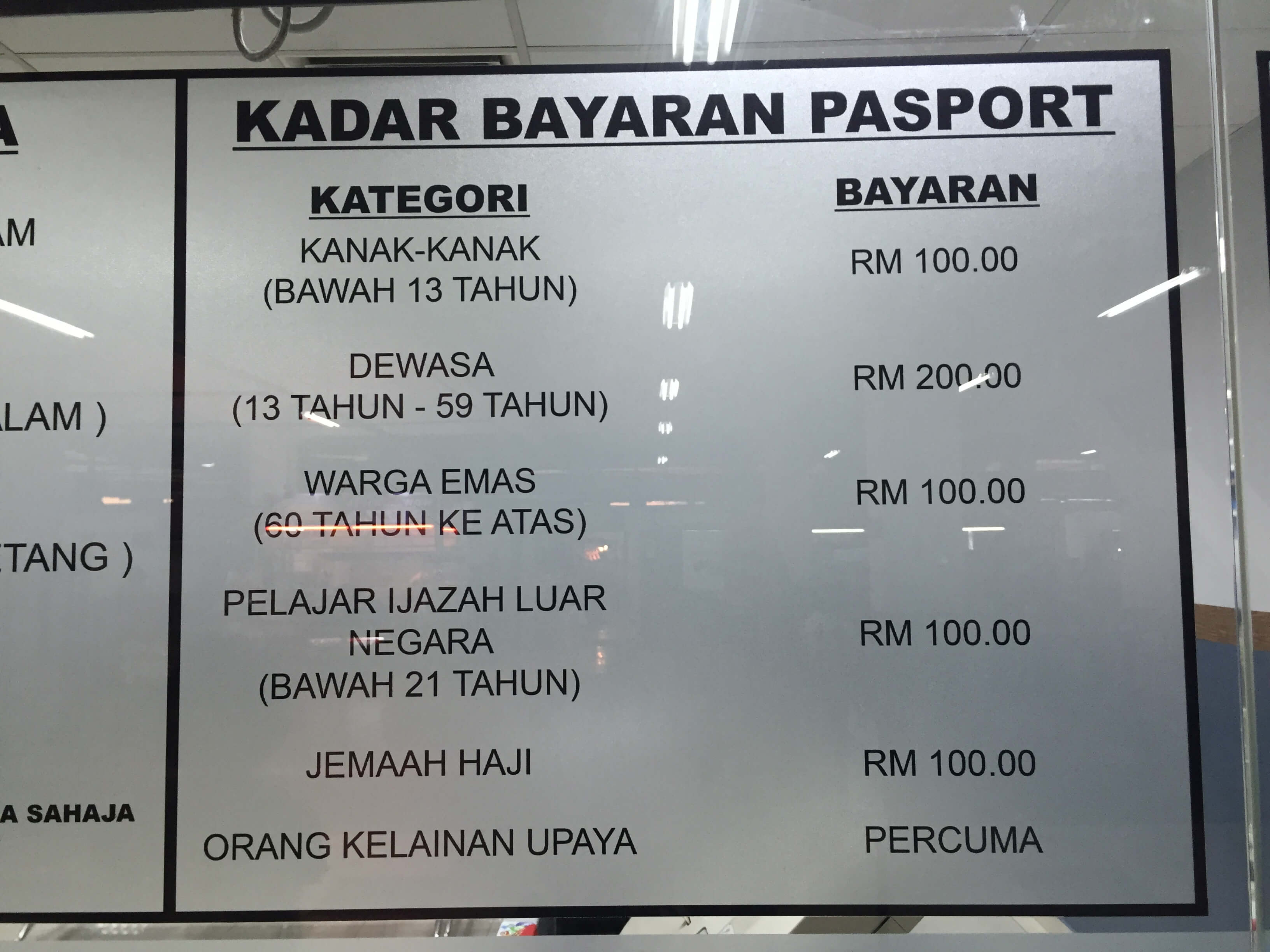 Jiffy Malaysia Passport Renewal In 1 Hour Not Your Typical Tourist