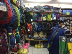 KITCAMP International - Deuter bags