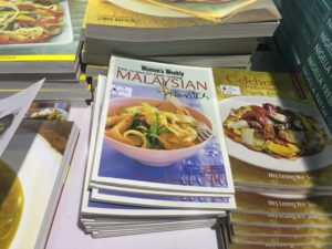 Let's cook Malaysian dishes