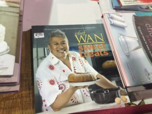 The one and only Chef Wan cookbook