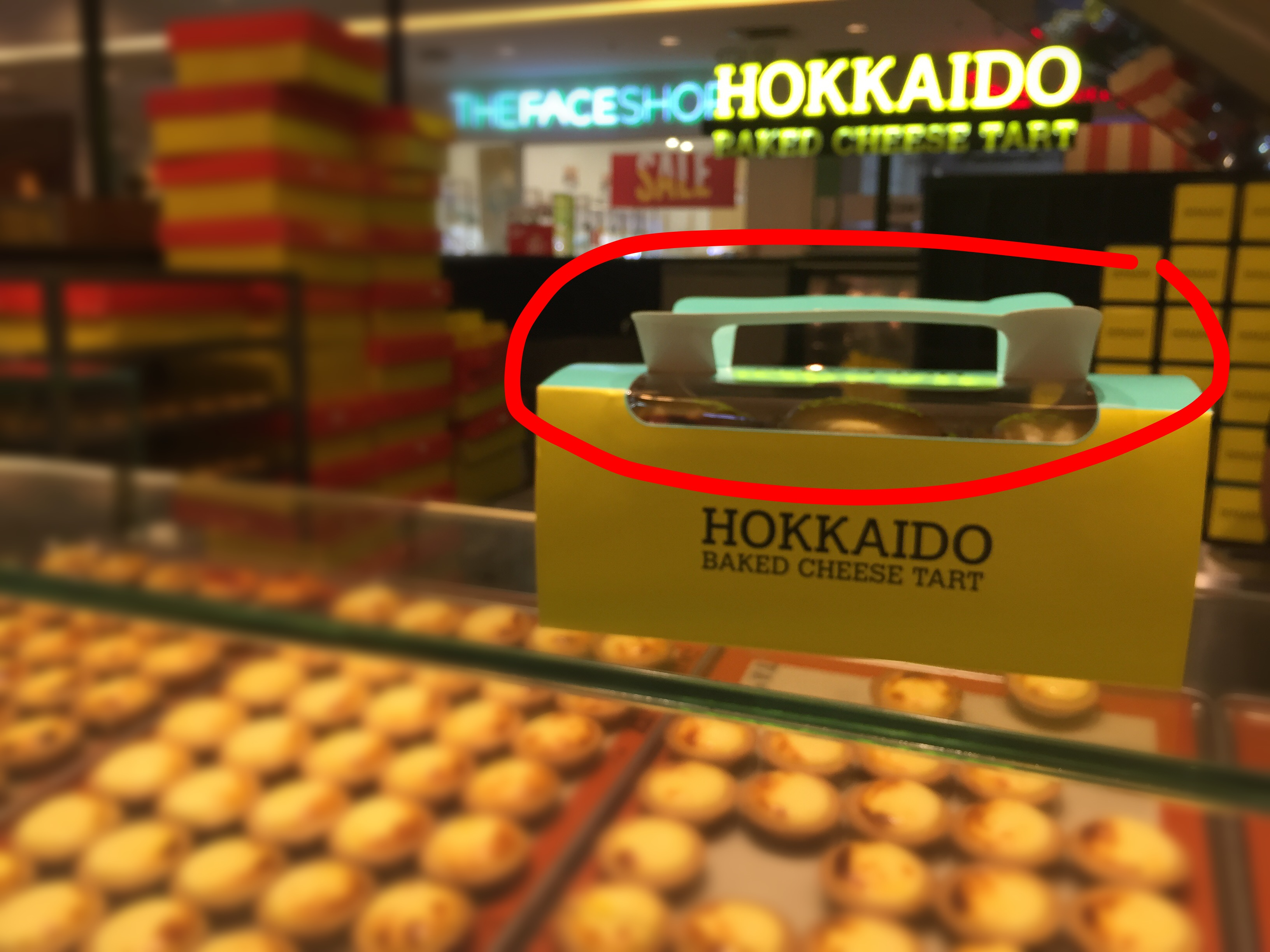 Hokkaido Baked Cheese Tart Buy With Caution Not Your