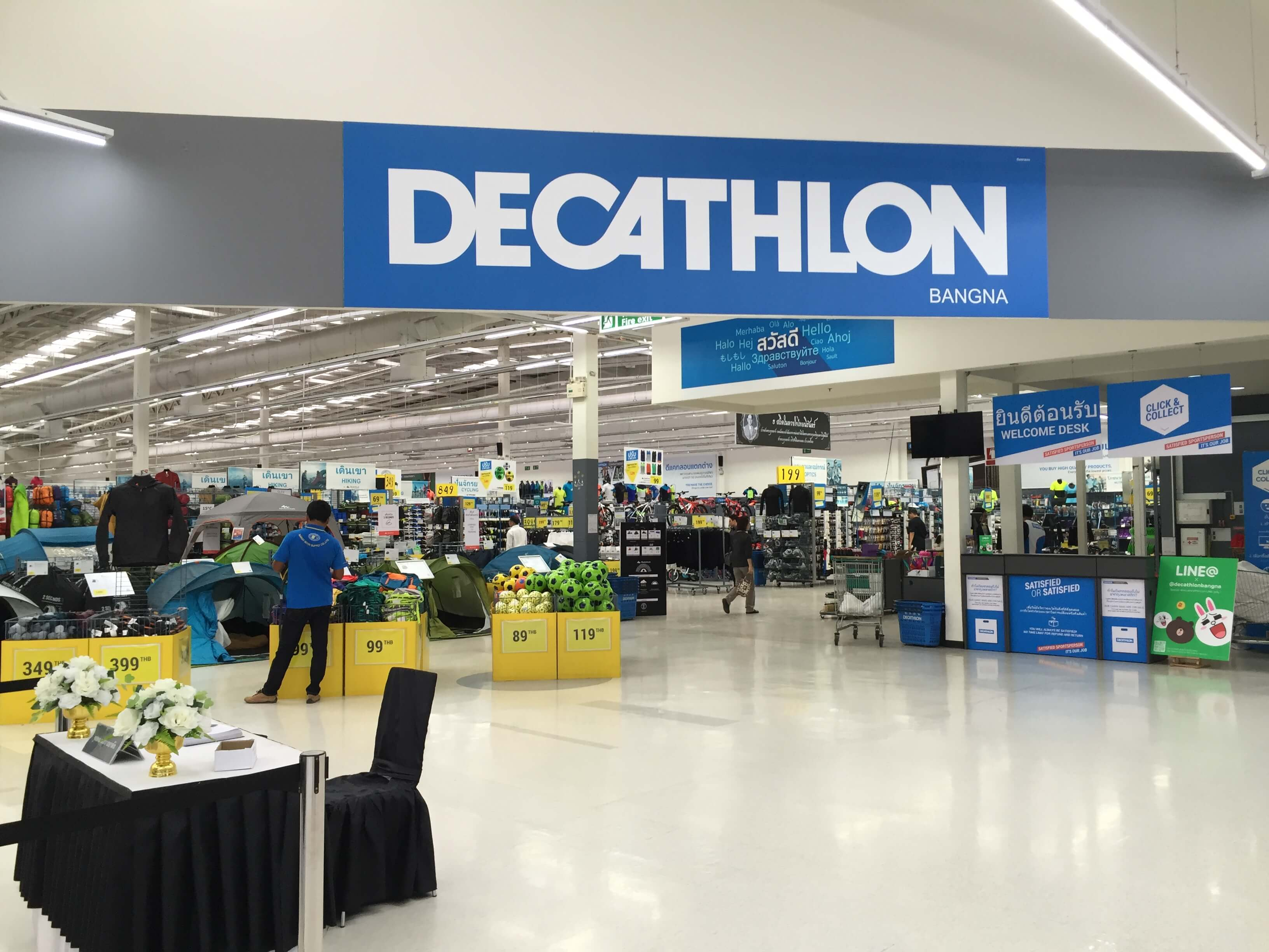 How To Get To Decathlon In Thailand | Not Your Typical Tourist