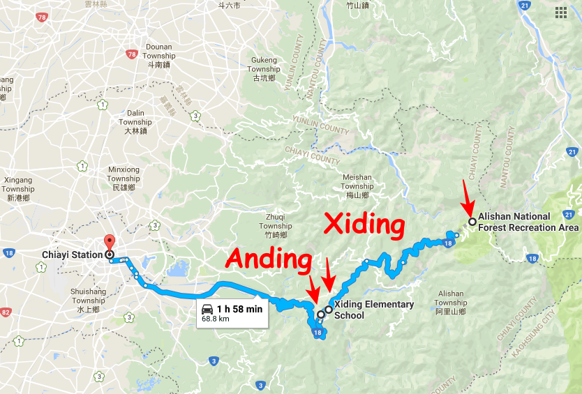 Ni Hao Taiwan: Day 3 - Alishan and Xiding | Not Your Typical